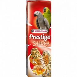 Sticks Parrots Nuts e Honey 2 pieces 140g