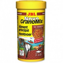 JBL Granulado NovoGranoMix Recarga 250ml