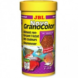 JBL Granulado NovoGranoColor Recarga 250ml