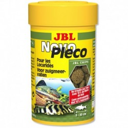 JBL Pastilhas NovoPleco 100ml