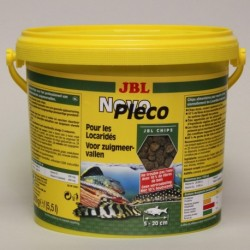 JBL Pastilhas NovoPleco 5,5l