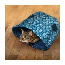 Kong Cat Play Spaces Haven Azul