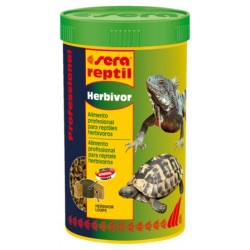 Sera Reptil Profissional Herbivor 250ml