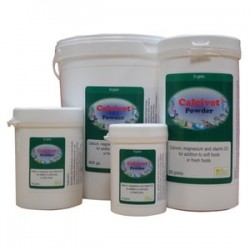 Calcivet ON FOOD Powder 40g -The Birdcare Company