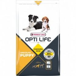 Opti Life Puppy Medium 2,5Kg