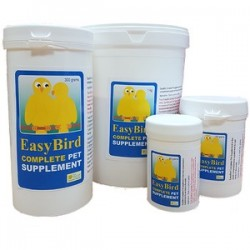 EasyBird - Complete Pet Supplement 50g -The Birdcare Company