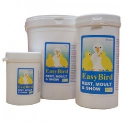 EasyBird - Rest, Moult & Show 100g -The Birdcare Company