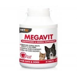MegaVit Um Plus Cao 30cp