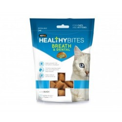 HealthyBites Cat Breath & Dental 65g