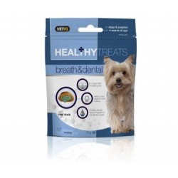 HeathyTreats Breath and Dental 70g