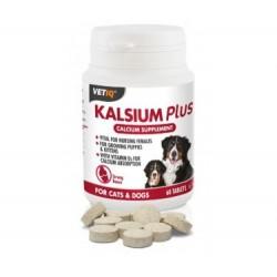 Kalci Um Plus Cao 60cp