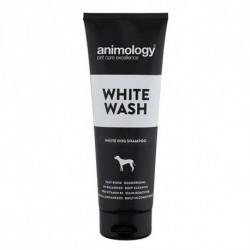 Shampoo pelo branco Animology White Wash 250ml
