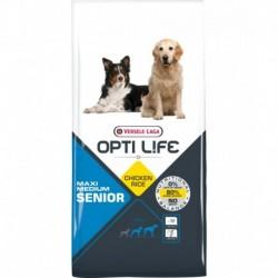 Opti Life Senior Med&Max 12,5Kg