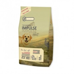The Natural Impulse Dog Adult Chicken 3Kg