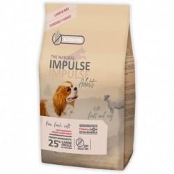 The Natural Impulse Dog Adult Lamb 12Kg