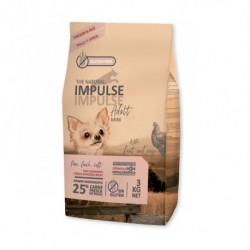 The Natural Impulse Dog Mini Adult Chicken 3Kg