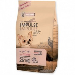 The Natural Impulse Dog Mini Adult Frango 12Kg