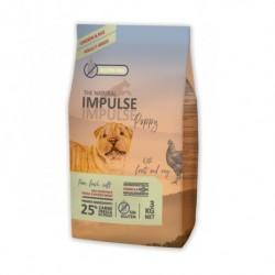 The Natural Impulse Dog Puppy Frango 3Kg