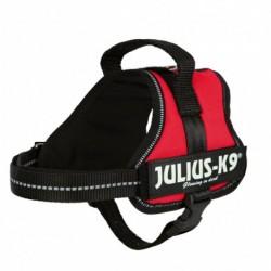 "Peitoral ""Julius-K9 "" (Vermelho) (Baby 1/XS) 29-36 cm"