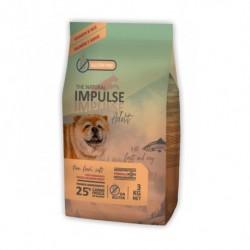 The Natural Impulse Dog Adult Salmao 3Kg
