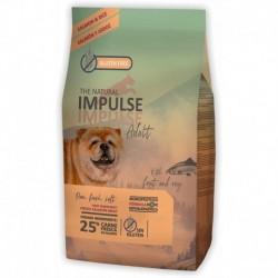 The Natural Impulse Dog Adult Salmao 12Kg