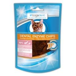 Bogadent Gato Dental Chips Peixe 50g