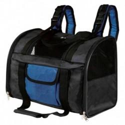 Mochila transportadora Tbag 42*29*21 cm (azul/preto)
