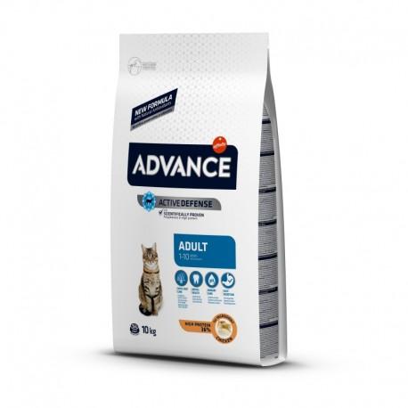 Advance Cat Adult Chicken & Rice 10Kg