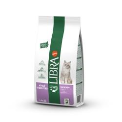 Libra Cat Esterilizado Frango 1,5Kg