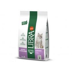 Libra Cat Esterilizado Frango 3Kg