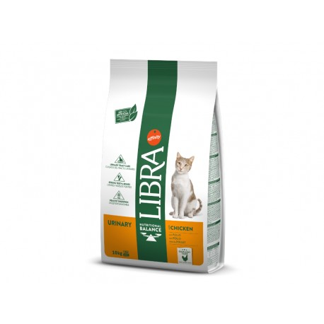 Libra Cat Urinary Chicken 10Kg