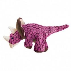 Kong Dynos Triceratops Pink Large