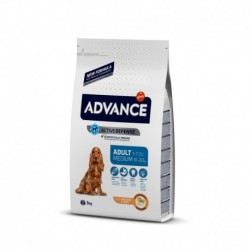 Advance Dog Medium Adulto 3Kg