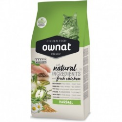 Ownat Classic Hairball 4Kg