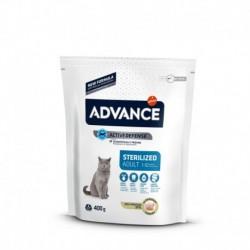 Advance Cat Sterilzed Peru 400g