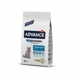 Advance Cat Sterilzed Peru 3Kg