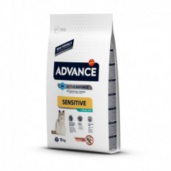 Advance Cat Sterilized Salmon 10Kg
