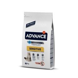 Advance Cat Adult Salmon & Rice 3Kg