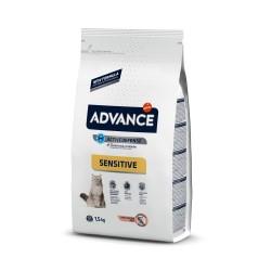 Advance Cat Adult Salmon & Rice 1,5Kg