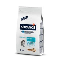 Advance Cat Kitten Chik & Rice 1,5Kg