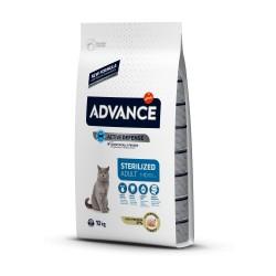 Advance Cat Sterilzed Peru 10Kg