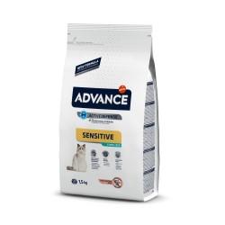 Advance Cat Sterilized Sensitive Salmon 1.5Kg