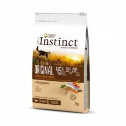 Instinct Cat Original Sterilized Salmon 7Kg