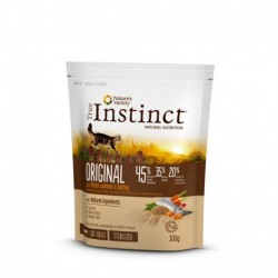 Instinct Cat Original Sterilized Salmon 300g