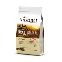 Instinct Cat Original Kitten Chicken 1.25Kg