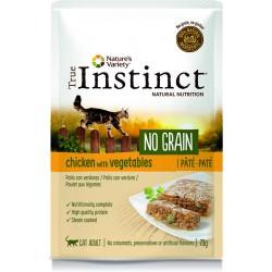 Instinct Cat Wet No Grain Frango Pate 70g