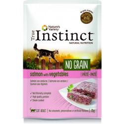 Instinct Cat Wet No Grain Salmao Pate 70g