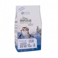The Natural Impulse Cat Adult 2Kg