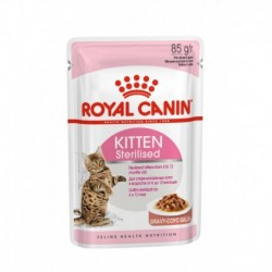 Kitten Sterilised Gravy 85g