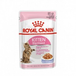 Kitten Sterilised Jelly 85g